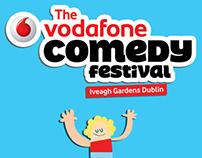 Vodafone Comedy Festival 2011