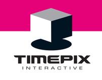 Timepix | Sistema de Identidade Visual