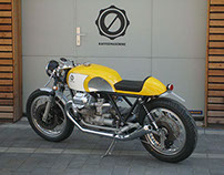 Kaffeemaschine / Cafe Racer CI Development