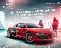 AUDI - Electrifiying Design