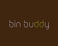 Bin Buddy - Logo & recycling icons