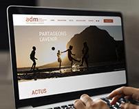 ADM - Website Design