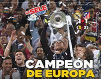 Revista Real Madrid 1 (5-3) 1 Atlético de Madrid