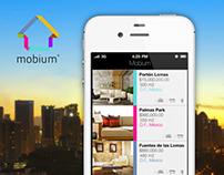 Mobium App