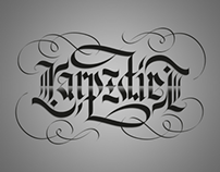 CARPE DIEM AMBIGRAM