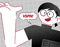 VSPN KOREA| ID Motion Graphic & illustration