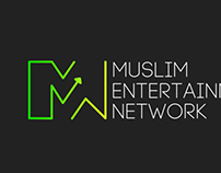 Muslim Entertainment Logo Design