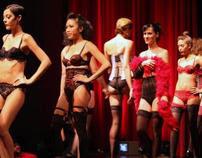 Fashion show Montreal Burlesque Festival