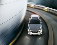 Lexus - various projects