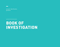 Acoustic Identification Book of Investigation