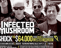 Infected Mushroom mailpush