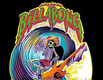 Born to rock the spot / BILLABONG