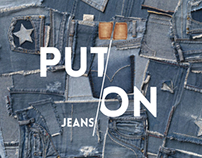 Put-on Jeans Corporate Identity