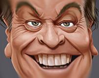 Celebrity Sunday - Jack Nicholson