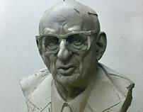 Portrait of Władysław Bartoszewski