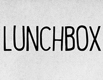Lunchbox Typeface