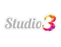 Logo for Studio 3 Custom Framing