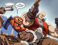 Image Comics' Skullkickers