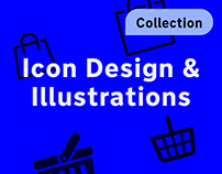 Icon Design & Illustrations