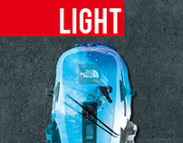Northface Backpack Ads