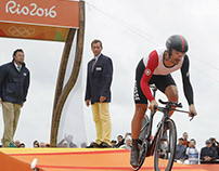 Rio 2016 Road Cycling