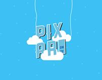 Pixar TV | Branding para un canal de TV