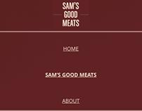 Sam's Blog - A Twenty Twelve Child Theme