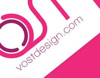 Vost Design, Identity