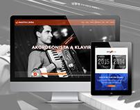 Martin Jáňa website