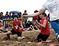 Rimini Beach Tchoukball Festival 2013