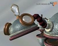 Artiste 3D généraliste