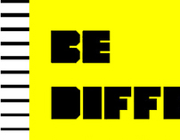 Be Different Minimal It