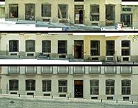 Rehabilitación edificio de 35 viviendas, C/ Tesoro 31.