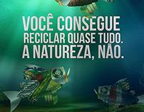 Eletrobras - Poster Reciclagem