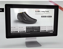 3D Configurator - Skate Boots