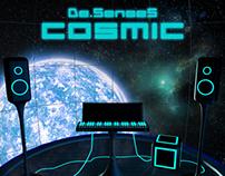 cosmic - album branding