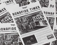 Levi's® Vintage Clothing | Bonafide Times Newspaper