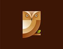 Geometry Animal Logo Designs