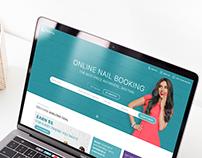 Online Nail Booking - Leporu