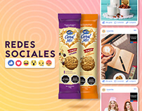Cereal Mix - Redes sociales