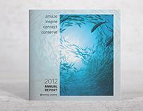National Aquarium - Annual Report 2012