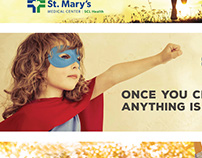 St. Mary's Hospital - Billboard Ad Campaign