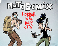 AutoComix Issue 1