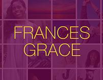Frances Grace Music - Website Design