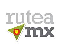 """App """"Rutea MX"""""""