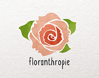 Floranthropie - Branding/Identity