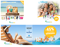 Online Pharmacy Digital Marketing Material