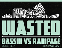 WASTED! Bassix vs. Rampage
