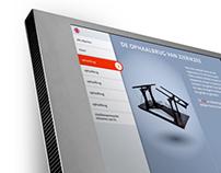 Touchscreen Designs Stadsmuseum Zierikzee