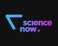 "Science Now - branding 18"""